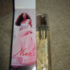 PARFUM 40 ML NINA RICCI MAR ROSU --SUPER PRET, SUPER CALITATE! - Parfum femeie Nina Ricci, Apa de toaleta