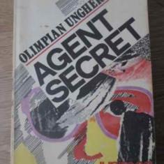 Agent Secret - Olimpian Ungherea, 391959 - Carte politiste