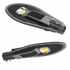 Lampa proiector stradal 50w LED iluminat strada, gradina, teren sport - Corp de iluminat, Iluminat stradal