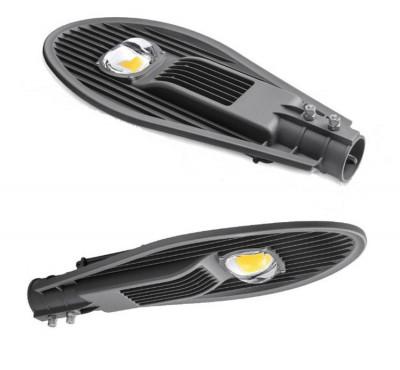 Lampa proiector stradal 50w LED iluminat strada, gradina, teren sport foto