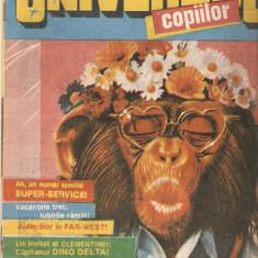 Universul Copiilor 1991 - Revista culturale