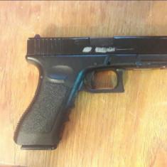 Pistol Airsoft Glock 17 KWA + holster IMI - Arma Airsoft