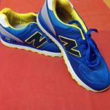 Adidasi dama NEW BALANCE, Culoare: Albastru, Marime: 37
