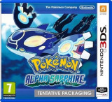 Pokemon Alpha Sapphire Nintendo 3Ds, Actiune, Toate varstele, Single player