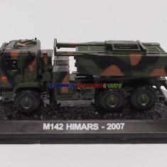 Macheta M142 HIMARS - 2007 - 2007 scara 1:72 - Macheta auto
