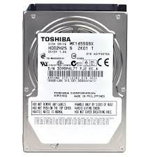 Hdd sata de laptop 2.5` TOSHIBA  160 gb , garantie 6 luni foto mare