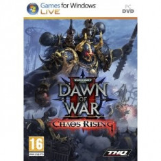 Dawn Of War Ii Chaos Rising Pc - Jocuri PC Thq, Actiune, 16+