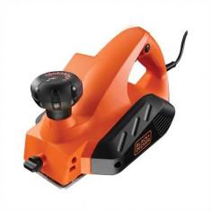 Rindea pentru faltuire Black&Decker KW712KA, 17, 000 rpm, 650W - Rindea electrica
