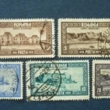 Romania 1928 – ANIVERSARE UNIREA CU BASARABIA, serie stampilata M434 - Timbre Romania