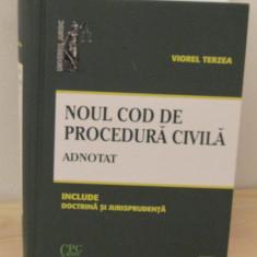 Noul cod de procedura civila adnotat -Viorel Terzea