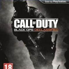 Call Of Duty Black Ops Declassified Ps Vita - Jocuri PS Vita, Shooting, 18+, Single player