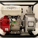 """Motopompa pe benzina 2"""" 5.5 Cp apa irigatii Micul fermier - Pompa gradina"""