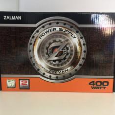 Sursa Zalman 400W - Sursa PC Zalman, 400 Watt
