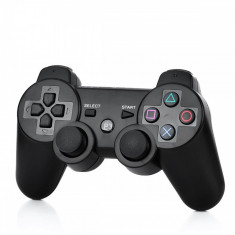 CONTROLLER SONY PLAYSTATION PS3 WIRELESS CU VIBRATII DUAL SHOCK 3, SIGILAT.