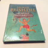 Salman Rushdie - SURISUL JAGUARULUI ,RF10/2, Polirom