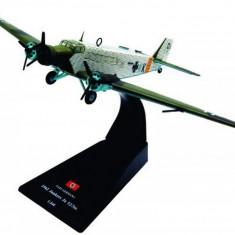 Macheta avion Junkers Ju 52/3m - 1942 scara 1:144 - Macheta Aeromodel