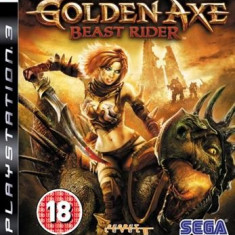 Golden Axe Beast Rider Ps3 - Jocuri PS3 Sega, Role playing, 12+