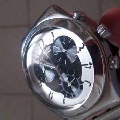 Ceas swatch irony v8, chronograph swiss, curea deosebita, stare superba - Ceas barbatesc Swatch, Quartz