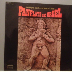 GHEORGHE ZAMFIR - PANFLUTE & ORGUE (1976/DELTA/RFG) - Vinil/Vinyl/Impecabil (NM), universal records