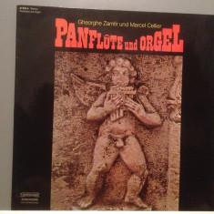 GHEORGHE ZAMFIR - PANFLUTE & ORGUE (1976/DELTA/RFG) - Vinil/Vinyl/Impecabil (NM) - Muzica Clasica universal records