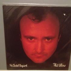 PHIL COLLINS - NO JACKET REQUIRED (1985/WARNER /RFG) - Vinil/Vinyl/Impecabil(NM) - Muzica Pop