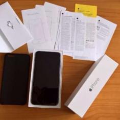 iPhone 6 Plus Apple, Space Grey, 128 GB - full box & never locked, Gri, Neblocat
