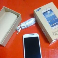 Samsung S4 MINI-Stare impecabila - Telefon mobil Samsung Galaxy S4 Mini, Alb, Neblocat, Single SIM