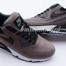 ADIDASI NIKE AIR MAX - Adidasi barbati Nike, Marime: 44, Culoare: Din imagine, Piele sintetica
