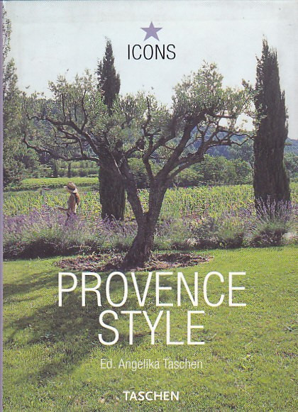 ANGELIKA tASCHEN - PROVENCE STYLE ( ICONS )( IN LIMBA ENGLEZA ) foto mare