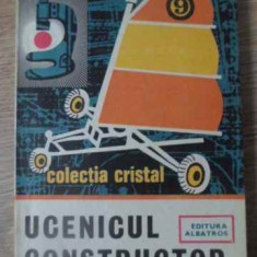 Ucenicul Constructor - Claudiu Voda, 391958 - Carti Constructii