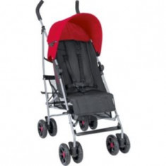 Carucior pentru copii Mamas and Papas Swirl rosu - Carucior copii Sport