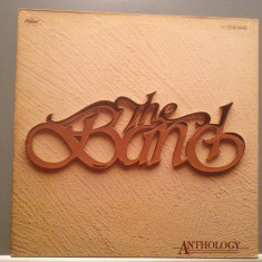 THE BAND - ANTHOLOGY - 2LP SET(1979/CAPITOL REC/RFG) - Vinil/Vinyl/IMPECABIL(NM) - Muzica Rock capitol records