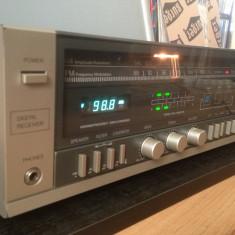 Amplificator/Tuner Stereo VISONIK 3605 - model Vintage/Impecabil - Amplificator audio Visonik, 41-80W