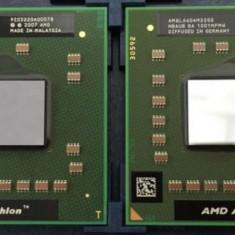 Procesor laptop AMD Athlon x2 QL-66 2x2.2ghz Skt S1 amql66dam22gg, 2000-2500 Mhz, Numar nuclee: 2