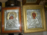 icoane,lot de sase icoane ortodoxe