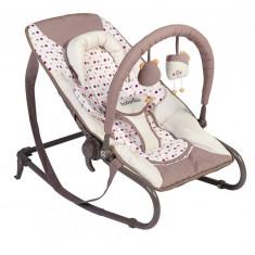 Balansoar portabil tip leagan pliabil Babymoov Bubble fara bara jucarii, copii 0-9 kg, ID266 - Balansoar interior