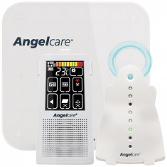 Interfon digital si monitor de respiratie Angelcare AC701 ID100 - Baby monitor