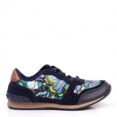 Pantofi sport dama Monto verzi - Adidasi dama