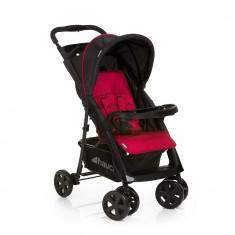 Carucior 2 in 1 Hauck Shopper Comfortfold, 0-15 kg, pliabil, negru cu rosu, ID204 - Carucior copii 2 in 1
