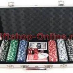 Vand Servieta jetoane poker de 300 - Set poker