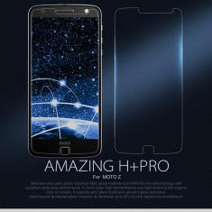 Geam Motorola Moto Z Tempered Glass H+PRO by Nillkin - Folie de protectie Motorola, Lucioasa