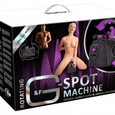 Masina Sex Rotating G & P-Spot Machine