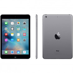 Ipad Mini 2 + 4G - Tableta iPad Mini Retina Display Apple, Gri, 16 GB, Wi-Fi + 4G