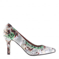 Pantofi dama Marjorie verzi