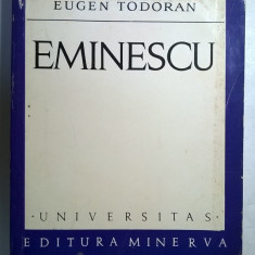 Eugen Todoran – Eminescu