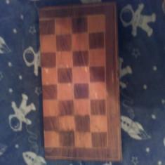 Joc de table in cutie de lemn - Jocuri Litere si Cifre Altele
