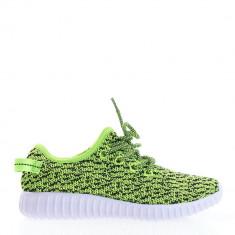 Pantofi sport dama Wise verzi - Adidasi dama