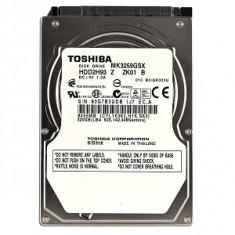 HDD SATA Hard disk Laptop Notebook  Toshiba MK3259GSX 5400RPM 8MB  320GB 2.5, 300-499 GB, 5400, SATA2