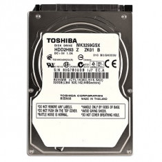 HDD SATA Hard disk Laptop Notebook Toshiba MK3259GSX 5400RPM 8MB 320GB 2.5 - HDD laptop Toshiba, 300-499 GB, SATA2