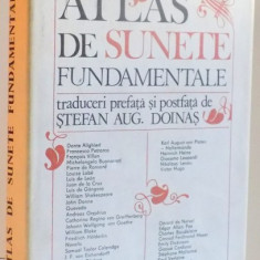 ATLAS DE SUNETE FUNDAMENTALE , DEDICATIE* , 1988